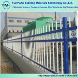 Assambled Powder Coated Fence for Building