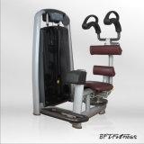 De commerciële Machine van de Gymnastiek van het Torso van de Machine van het Lichaam Geschikte Roterende