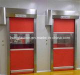 Portello ad alta velocità industriale di laminazione della stanza pulita (HF-K02)