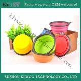 Горячий продавая Multicolor шар любимчика силиконовой резины