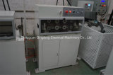 Tipo horizontal máquina de grabado automática de tensión