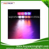 4 LED 2の列の表面の台紙Lighthead