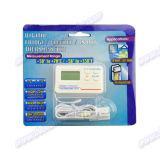 Termômetro do refrigerador/congelador com alarme (TM804)