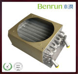 Tube di acciaio inossidabile Aluminum Fin Heat Exchanger Coil per Air Conditioner