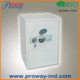 Coffre-fort électronique à la maison avec la clé Emergency