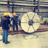 покрытие цинка (Zn) 60g/80g/120g гальванизировало стальную катушку