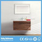 Modern Wood MDF Vanity Unit com gabinete de armazenamento (BF175M)