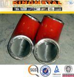 Encaixes de tubulação do aço do carbono de ASTM A105 3000lbs cotovelo de 90 graus