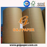 Roulis de papier non-enduit de pulpe de Vierge dans 1600mm pour l'impression