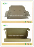 Kraft 종이 (CKT-CB-421)를 가진 까만 포장 상자