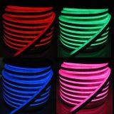 Luz de neón de la flexión de la baja tensión SMD RGB LED del alto brillo DC24V