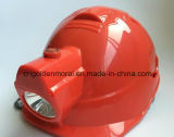 Lámpara de seguridad Miner Headlight GM900 LED Mining Cap Lamp