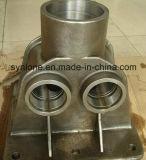Bastidor de arena de la fabricación y piezas del hierro de la precisión que trabajan a máquina