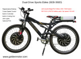 Kit eléctrico mágico de la conversión de la bicicleta 500W-1000W de la empanada 5