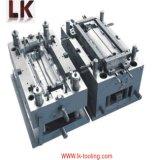OEM/ODM de Encargo a Presión el Metal de la Fundición Que Estampa el Fabricante Plástico del Molde de la Inyección