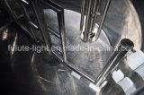 Réservoir de mélange de beurre d'arachide de chauffage de vapeur d'acier inoxydable