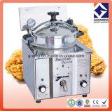 Frigideira elétrica da pressão da galinha do estilo quente do Counter-Top da venda Mdxz-16