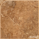 Porcelana Antique Yellow Parquet Flooring Tile (400X400mm)