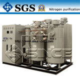 Генератор азота с системой PSA и управлением PLC