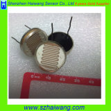 Dia быстрой реакции. 20mm Organic Glass Photoconductive Resistor Sensor Mj205 Series