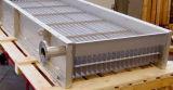 Cambista de calor do sistema refrigerando do pó do óxido de alumínio