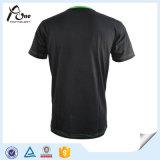 Use camisa de reproducción sin formato Deportes sublimación T