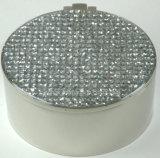 Diamond-Encrusted Jewelry Box, Luxury Keepseek Jewelry Storage Box