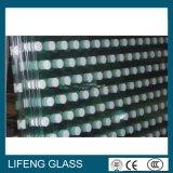 シルクスクリーンの印刷ガラスは、塗られるガラス装飾的なガラスを囲む
