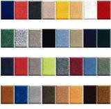 Geformtes Haustier-Faser-Wand-Vorstand-Panel-Polyester-Faser-akustisches Panel