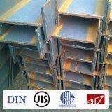 Acero laminado en caliente de la viga del acero H de JIS (125*125)
