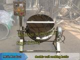 200L Gas Calefacción vestido de la caldera (caldera con camisa eléctrica)
