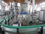 Máquina de rellenar mineral del agua potable de la botella plástica