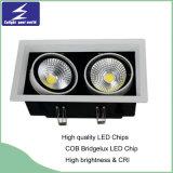 1*10W 합작 85-265V LED 석쇠 빛