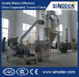 De Machine van de Molen van de peper, De Molen van de Rijstfabrikant met de Collector van het Stof van de Cycloon
