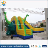 Deslizador inflable animal vendedor caliente, diapositiva inflable gigante del PVC