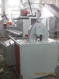 Machine ondulée plate en plastique contrainte d'avance de tube de HDPE