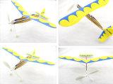 Modèle Kit-PT1501 de jouet de rabot de mousse actionné par élastique