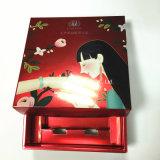 Kosmetischer Papierverpackenkasten für fertigen kundenspezifisch an