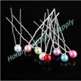 Perla di Faux decorativa degli accessori dei capelli che Wedding Pin nuziale