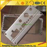 Точности CNC Китая части алюминиевой подвергая механической обработке для украшения и конструкции