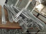 Kundenspezifische Klimaanlage galvanisierte Halter
