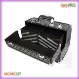 석탄 아BS 메이크업 저장 상자 큰 크기 허영 케이스 (SACMC037)