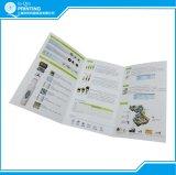 Impressão do folheto do baixo custo de boa qualidade