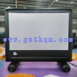 Écrans de film gonflables géants pour l'écran de film gonflable de la publicité/projection