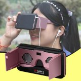 Новое Style Smartphones Vr Case Headset Virtual Reality 3D Glasses