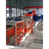 Bloco concreto do cimento da fonte do fabricante que faz a máquina