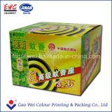 安いカスタムペーパー包装ボックス印刷
