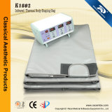 Machine de chauffage de beauté de couverture d'infrarouge lointain de trois zones (K1802)