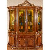 Cellaret clássico do gabinete do vinho/vinho (H8016)