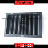 Schwarzer Plastikschürhaken-Chip-Gleitbetrieb (YM-CT06)
